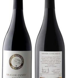 Cuvée de soutien - vin rouge